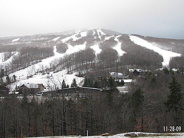 Mount Snow, 11-28-09