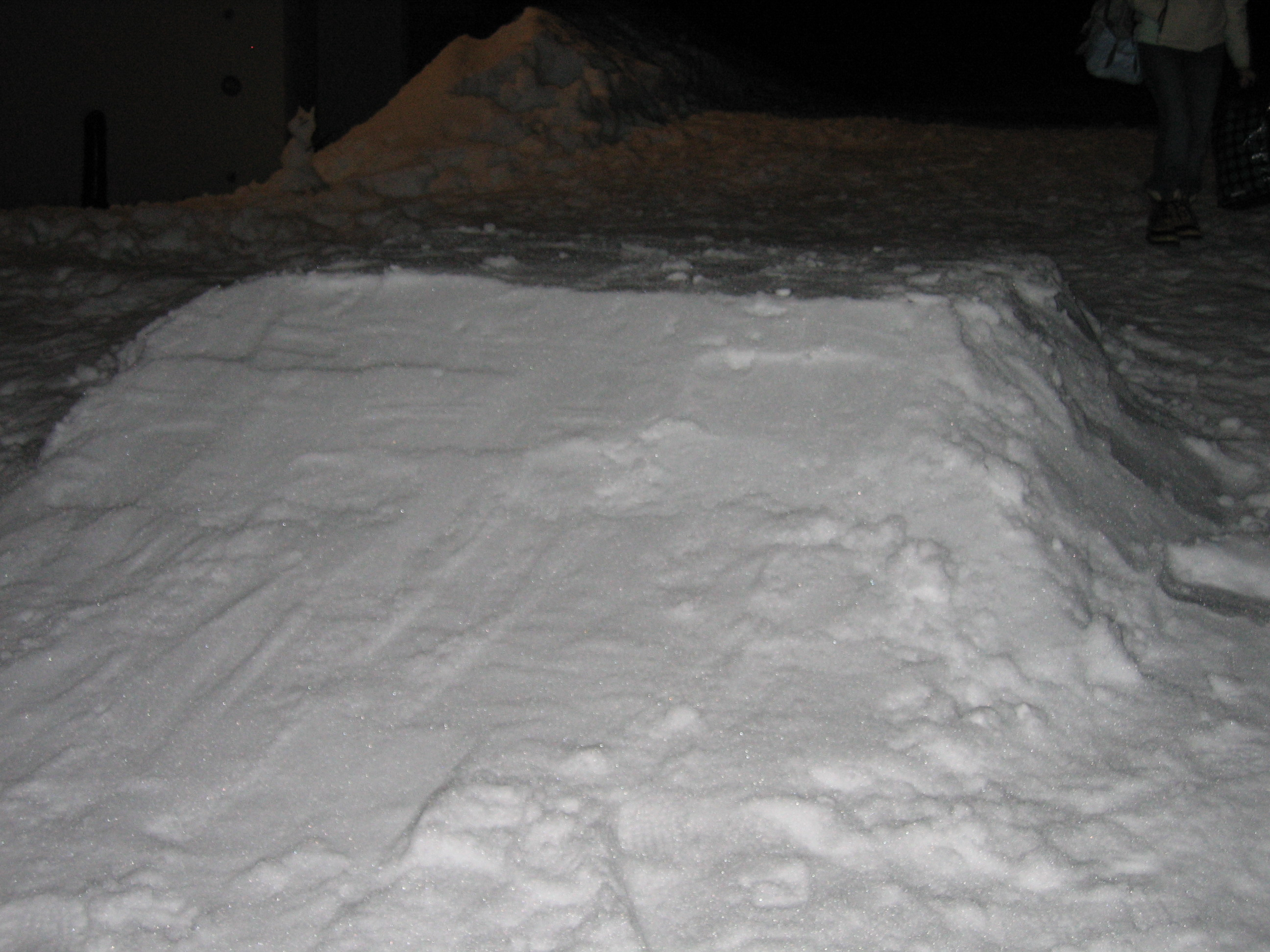Early season snowqualmie kicker