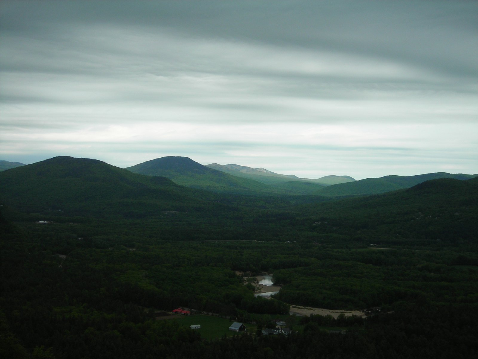 Saco River valley
