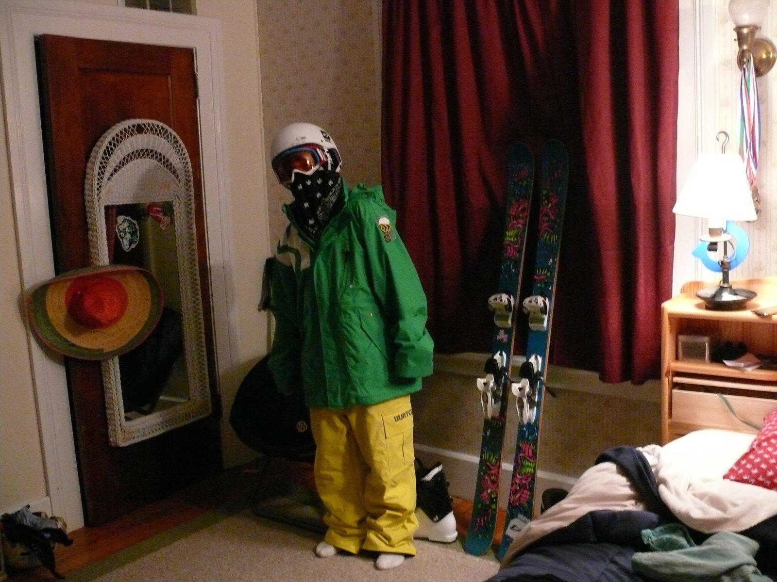 Ski stuff - 6 of 10