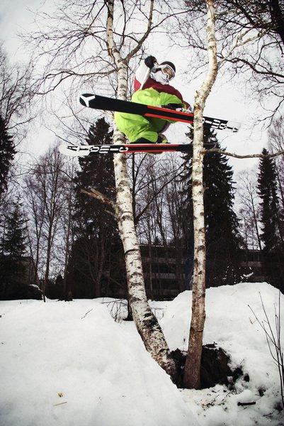 Oskari Raitanen Treebonk!