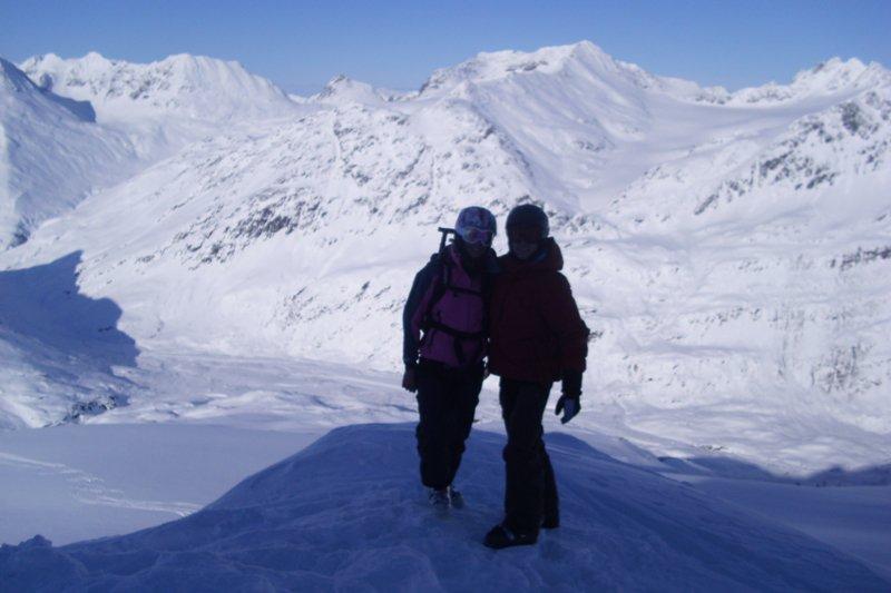 Thompson Pass, Heli Skiing 08
