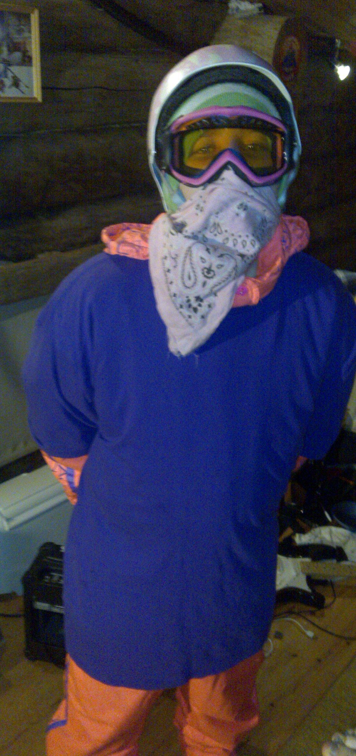My new jumpsuit!