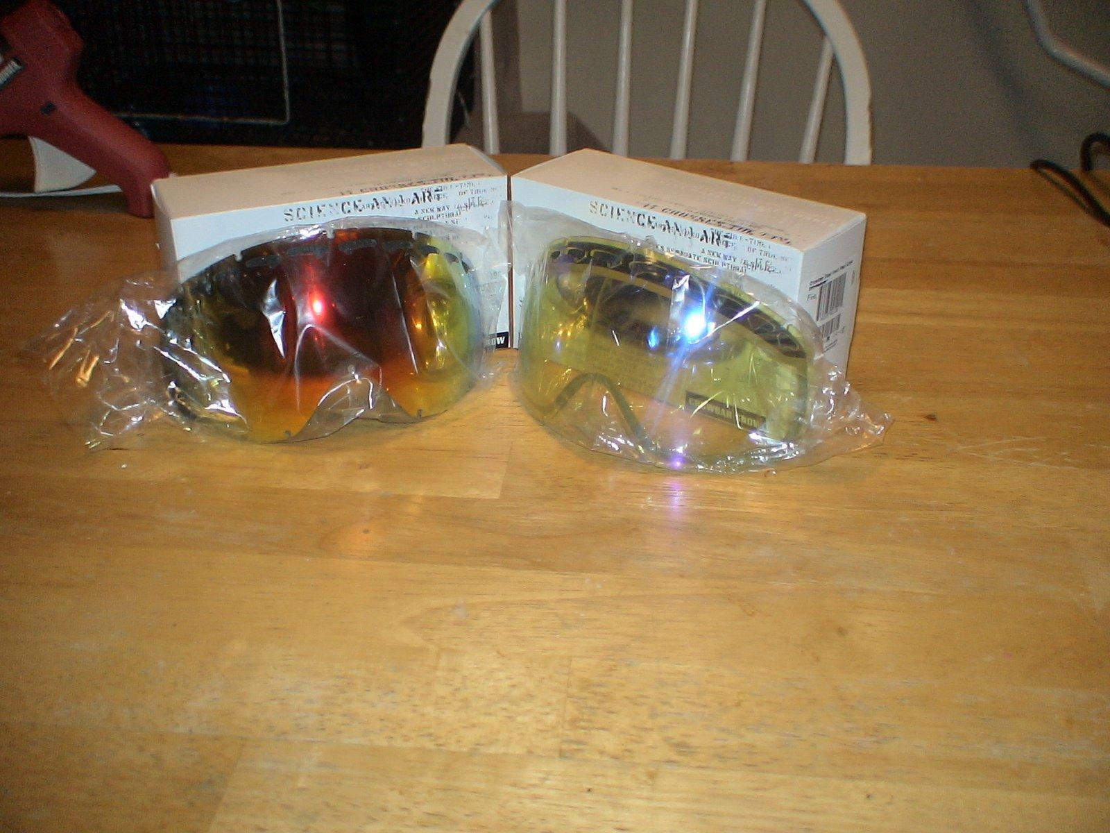 Cbar lenses