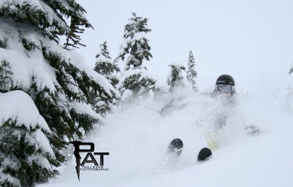 Opening week of whistler