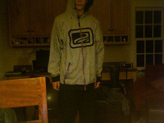 Scott team issue hoodie xxl