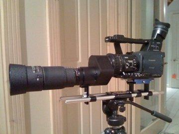 Brand new 35mm setup