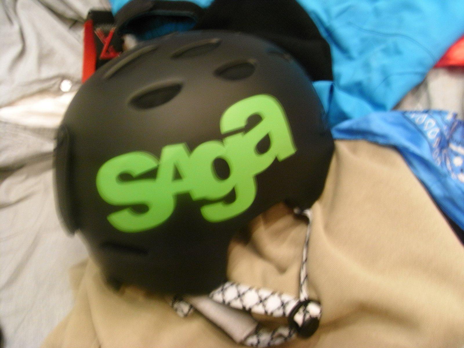Saga sticker :)