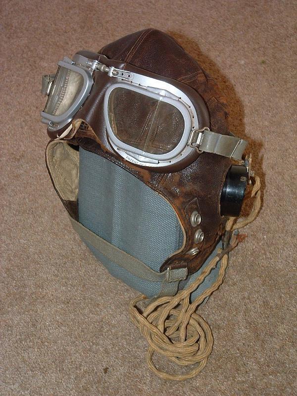 Ugly helmet