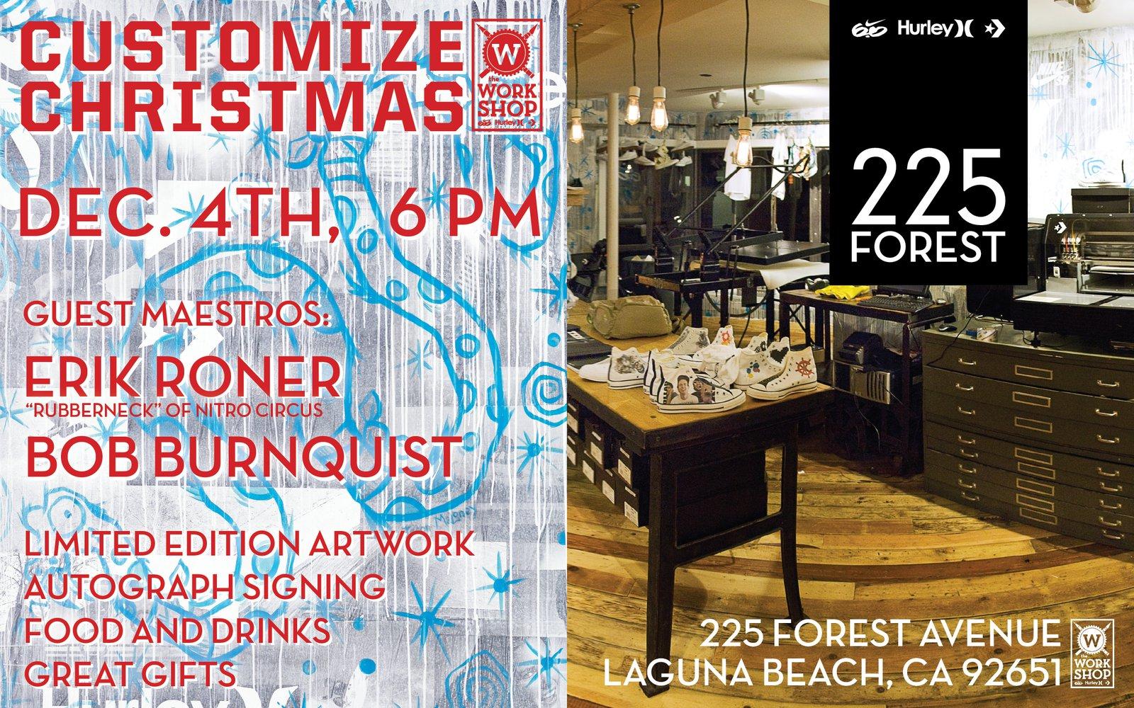 Customize Christmas Flyer