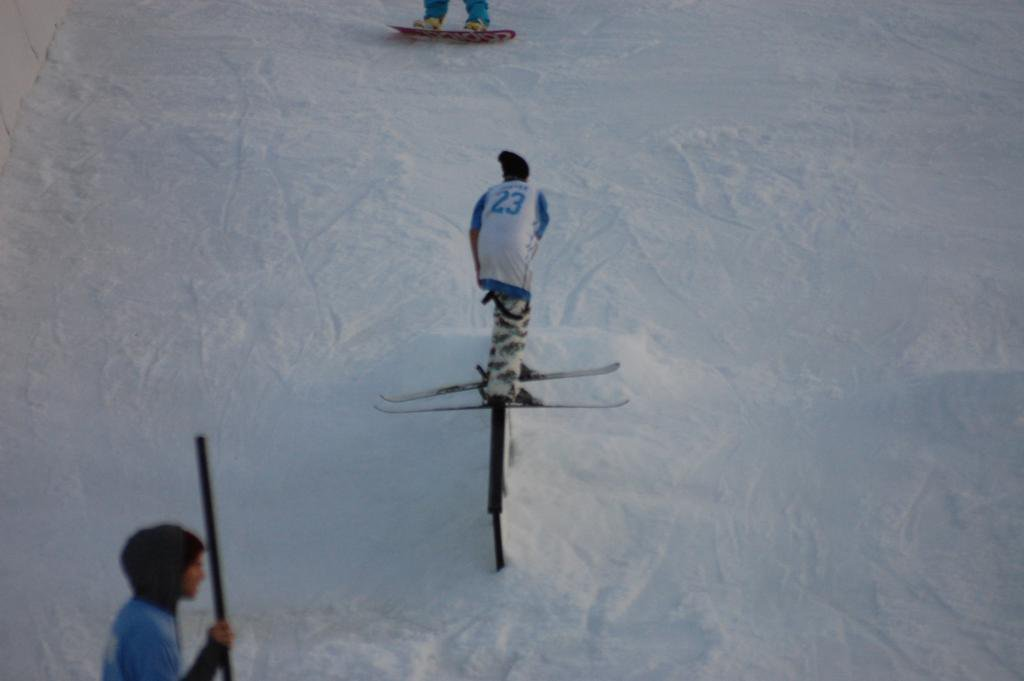 Day at snowpark