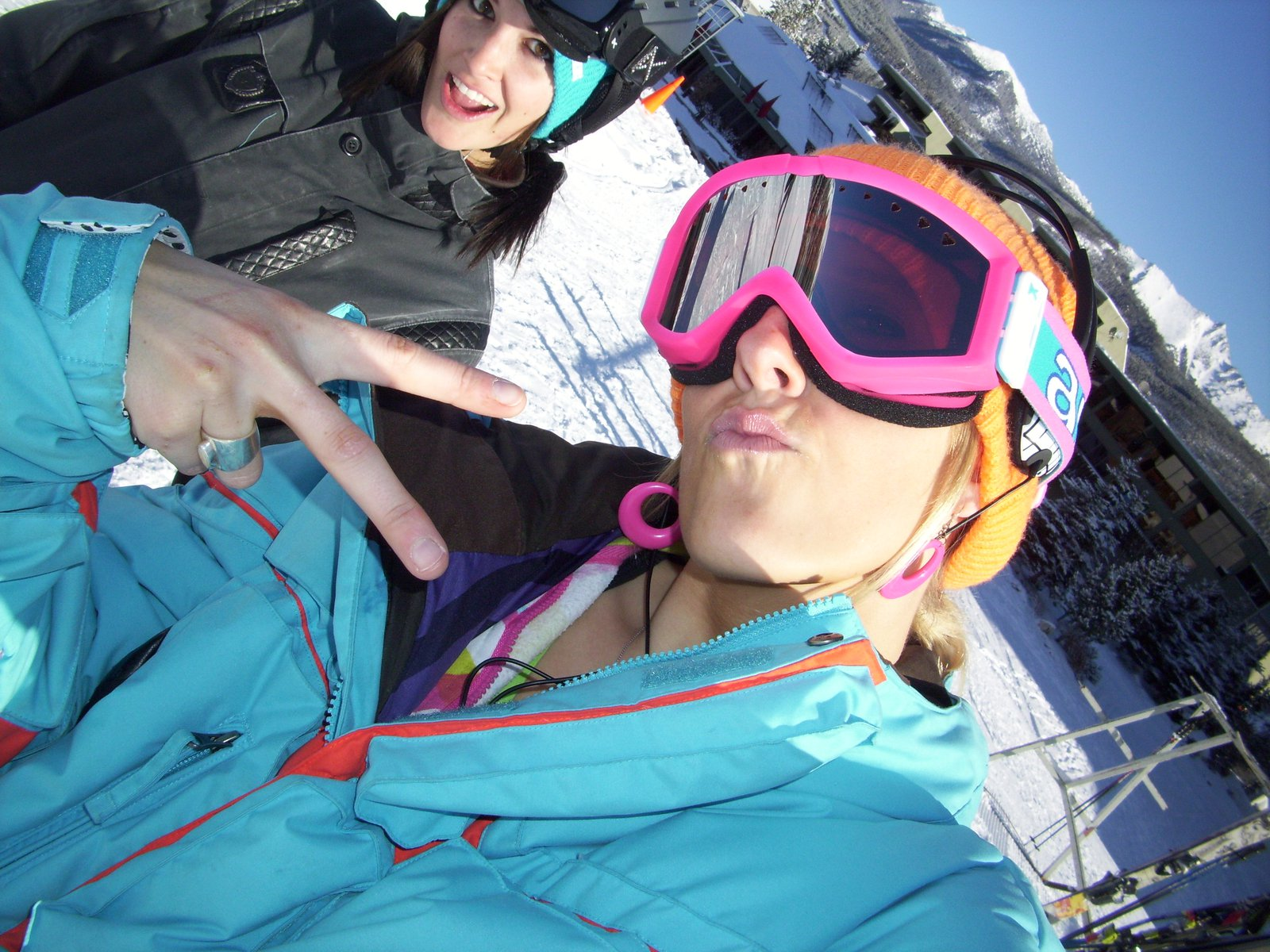 Skiing? whats that?
