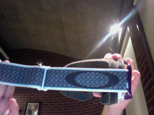 COC custom strap