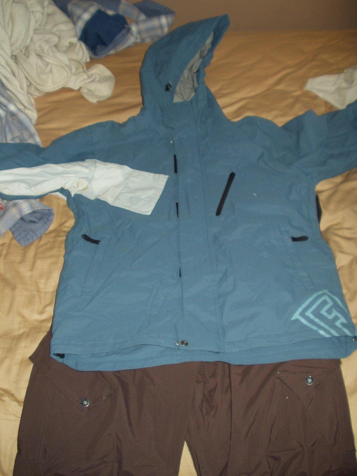 Fate jacket