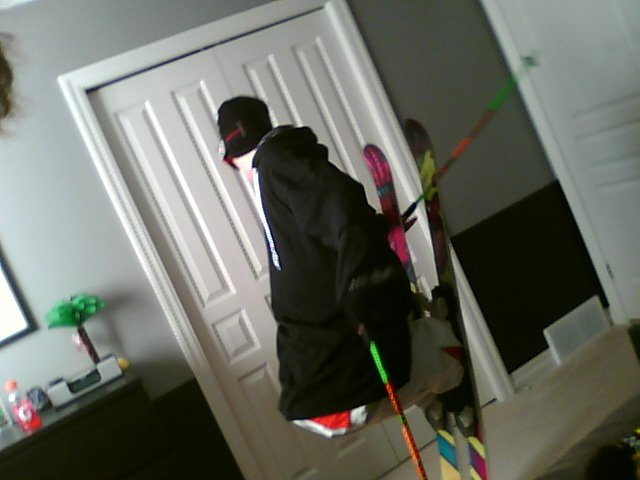 I(L)skiinginmyroom