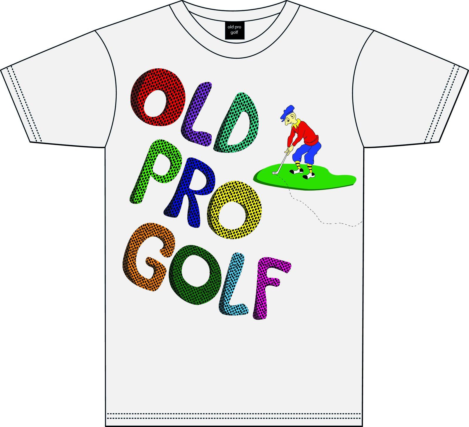Old Pro Tee #1