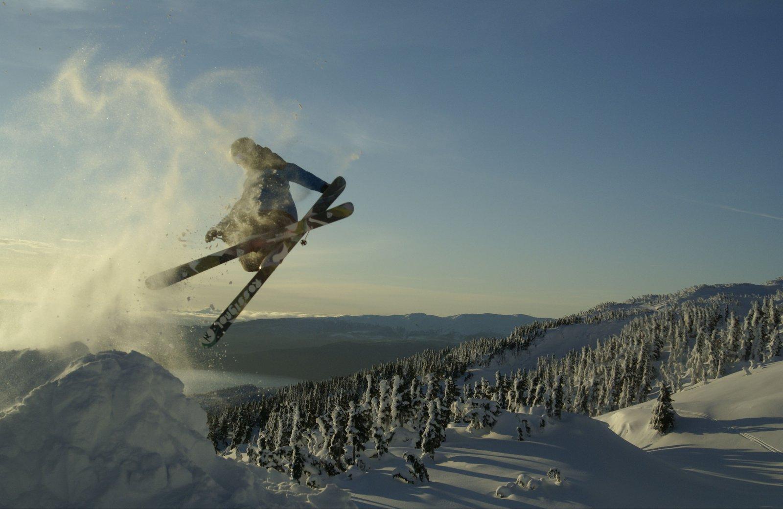 Ski muncher