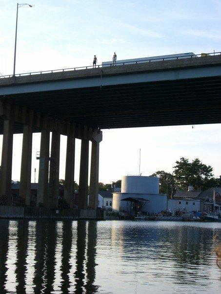 I-95 Bridge Jump