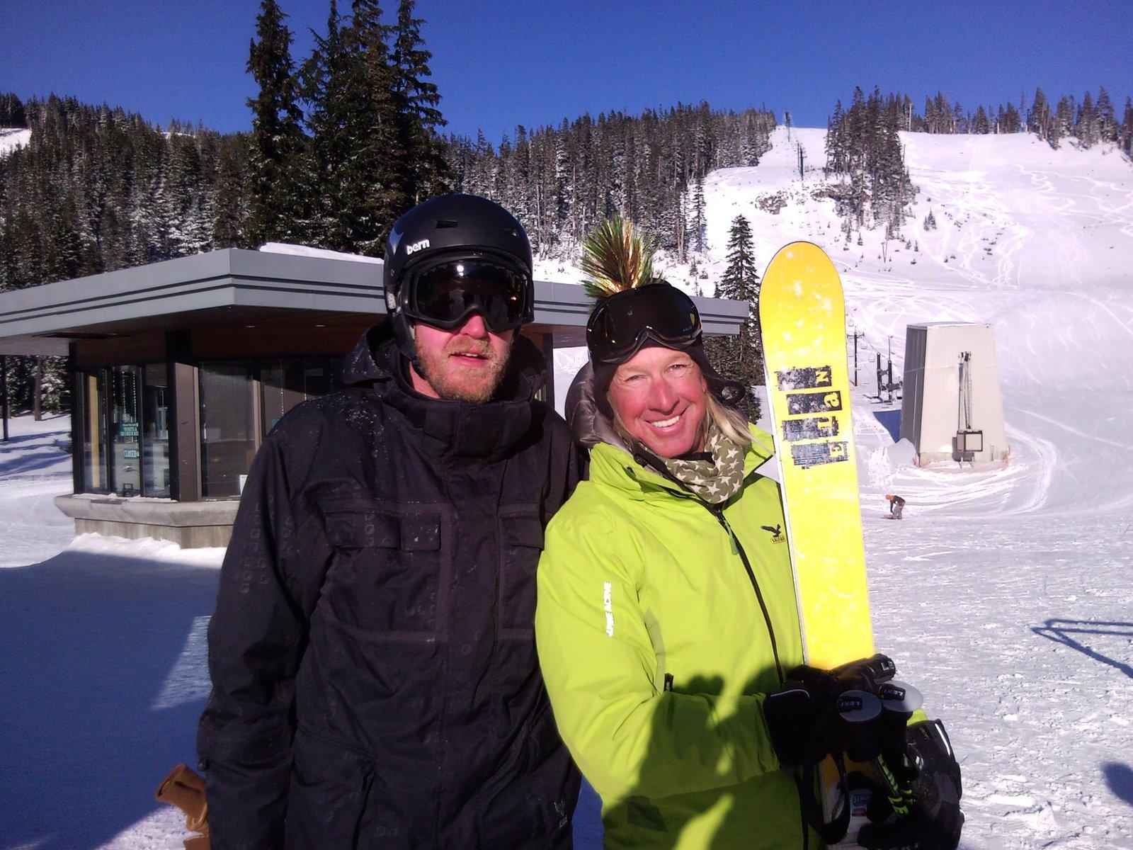 My Ski Break with Glen Plake