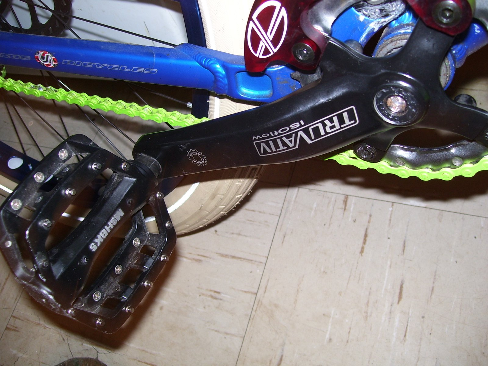 New chain and bash guard