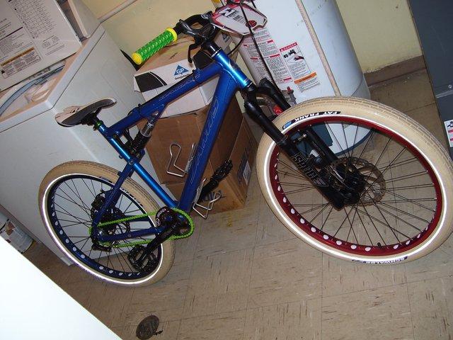 My pretty lil bike