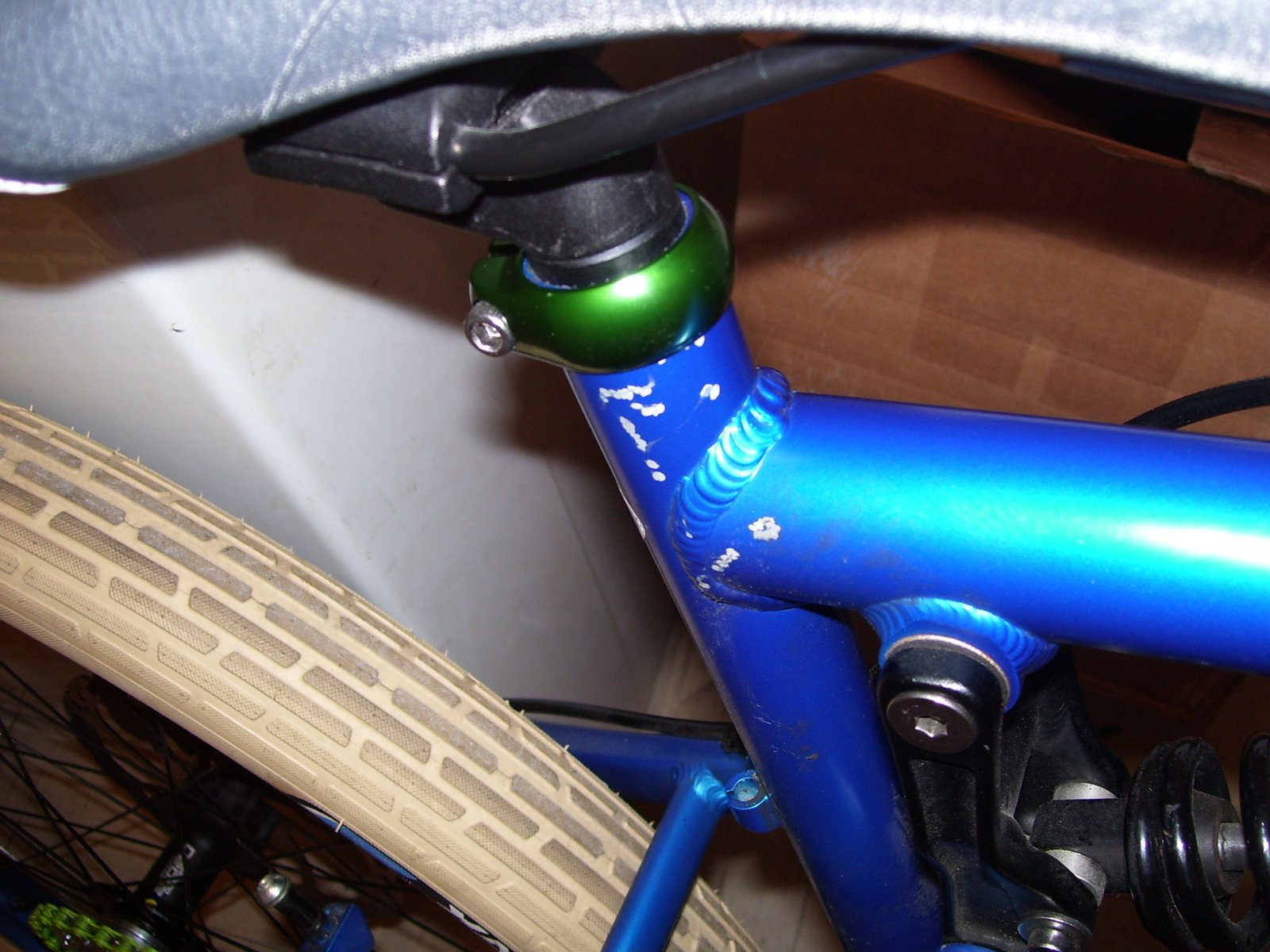 Surly seat clamp