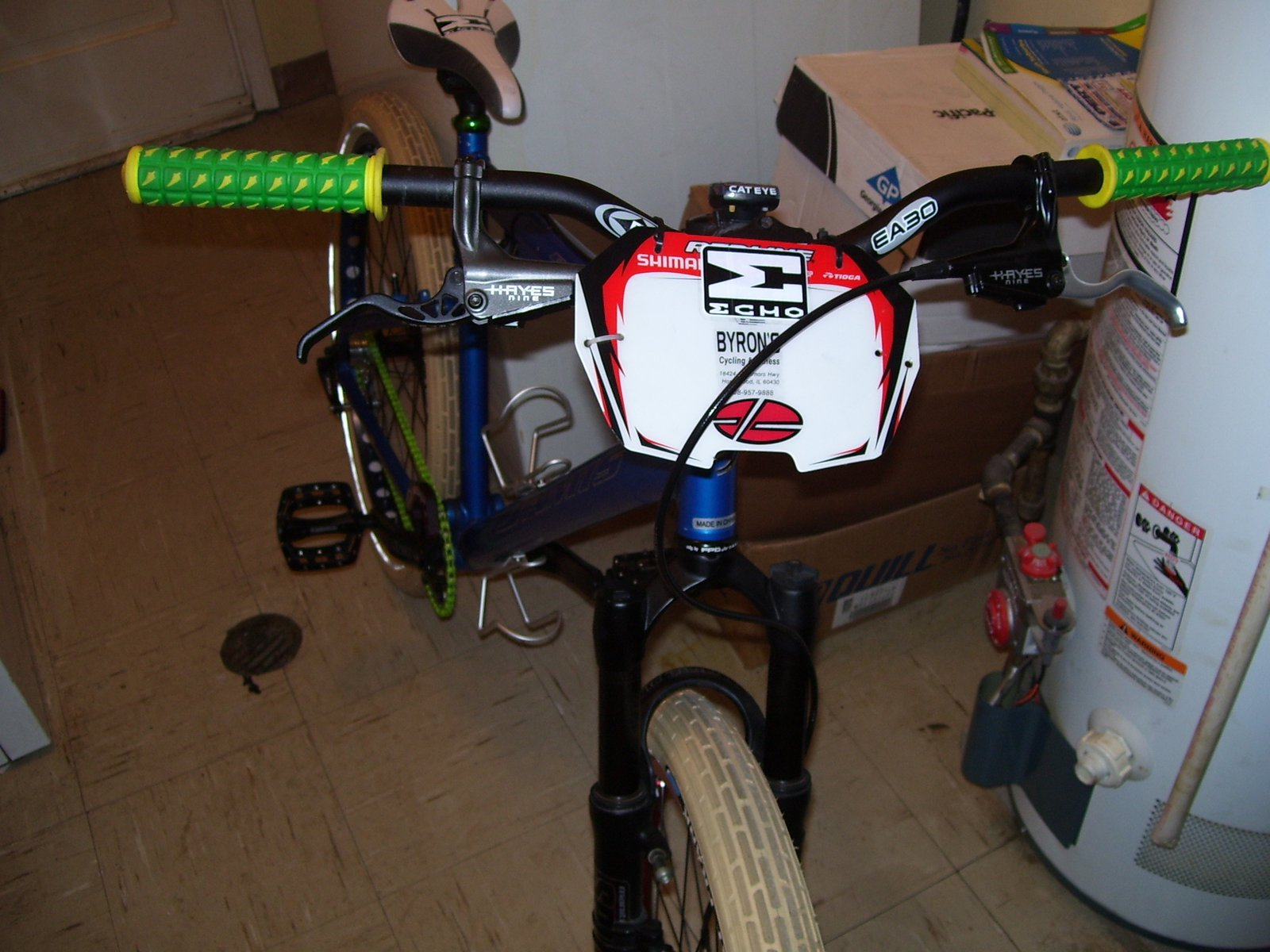 My freaky bike