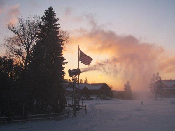 Mount Snow Sunrise