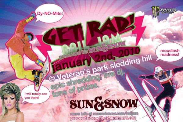 2010 Get Rad Rail Jam