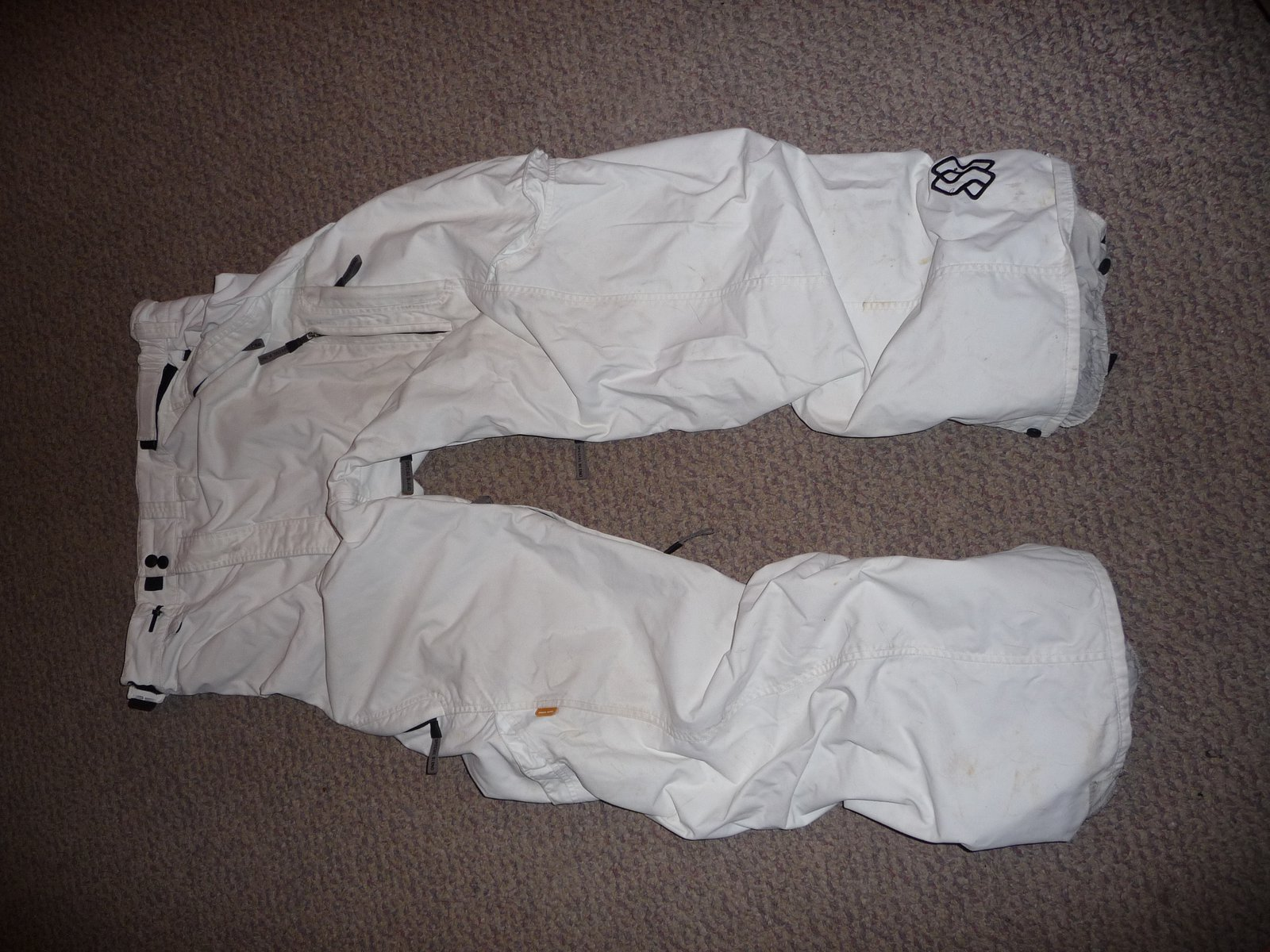 XL BAggy Special blend pants huge!!