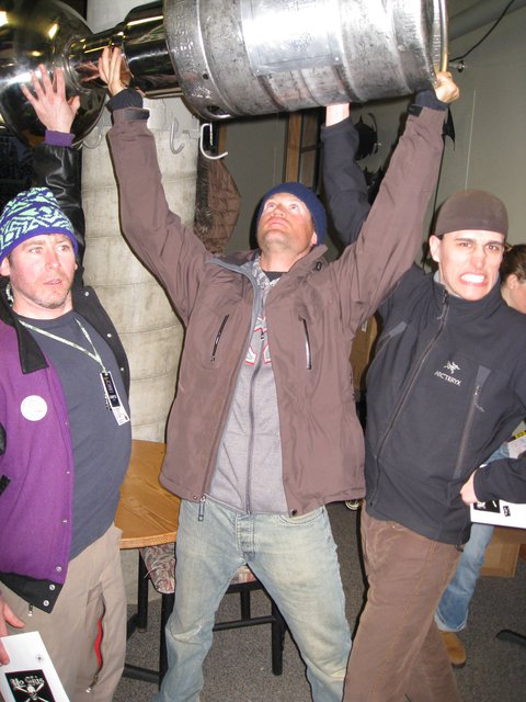 McConkey and I win KAMP K2!
