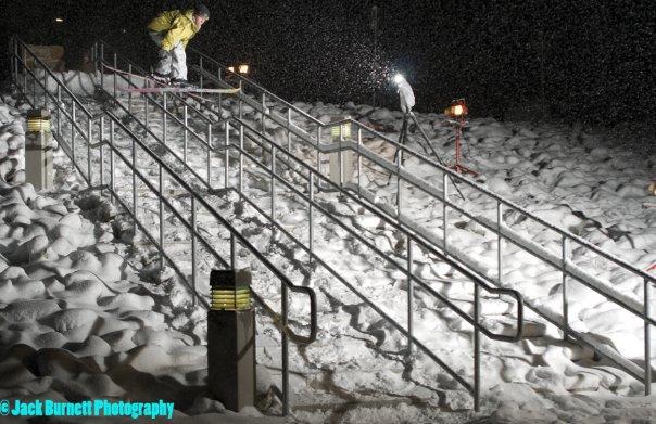 Rail grind