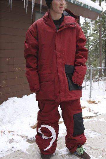 Ninthward suit prototype