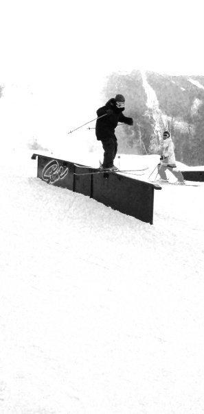Paolo down rail