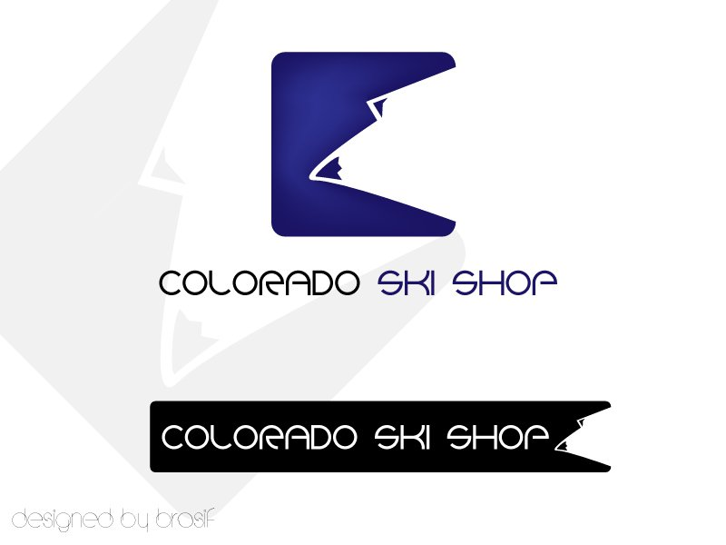 ColoradoSkiShop Logo Contest