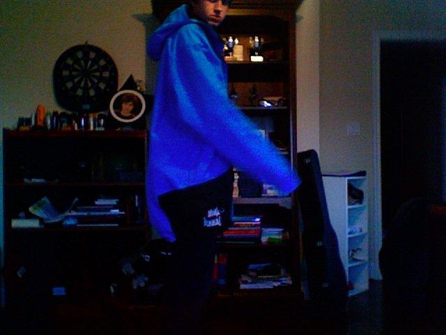 LDC blue black