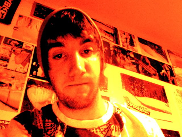 Its winter, time for the mountain man look