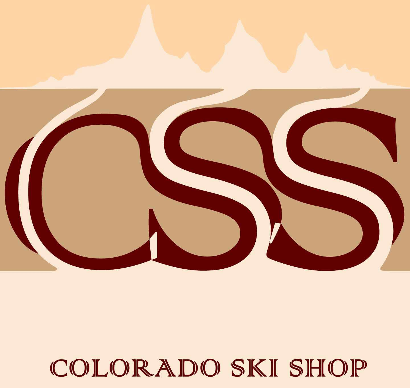 Colorado Ski Shop Contest Entry 2