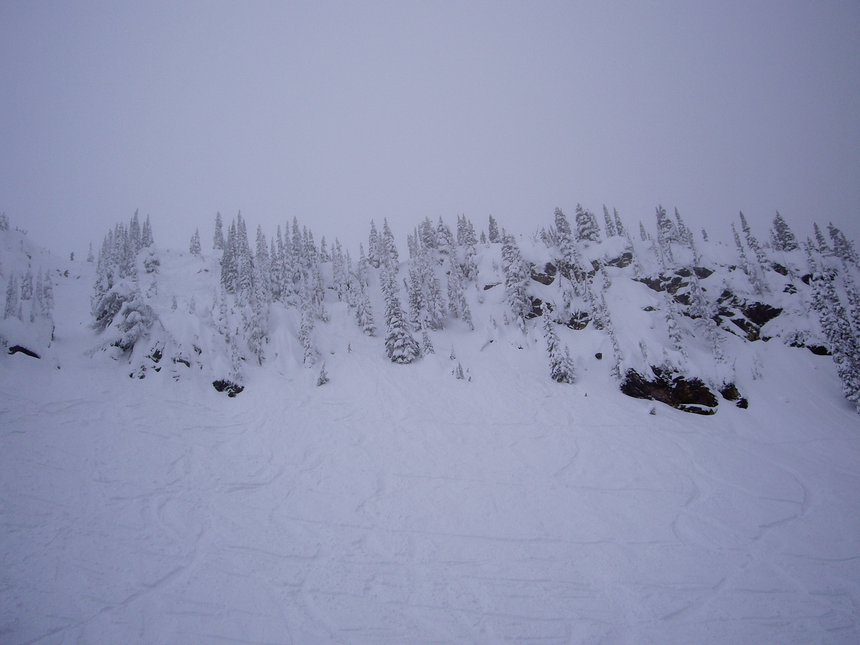 North Bowl Lines