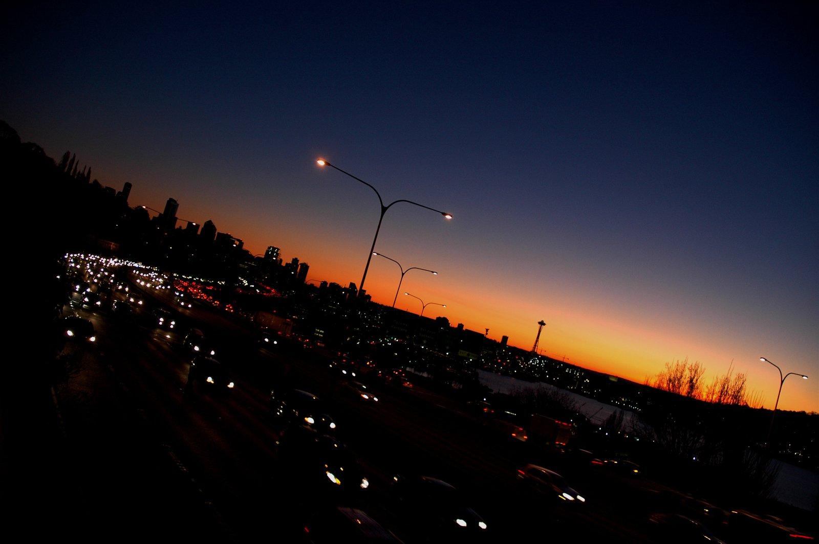 High Pressure Sunset