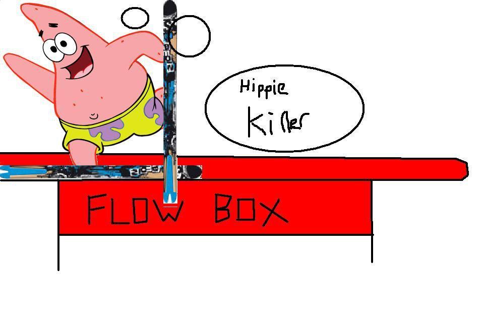 Patrick (me) hippy killer