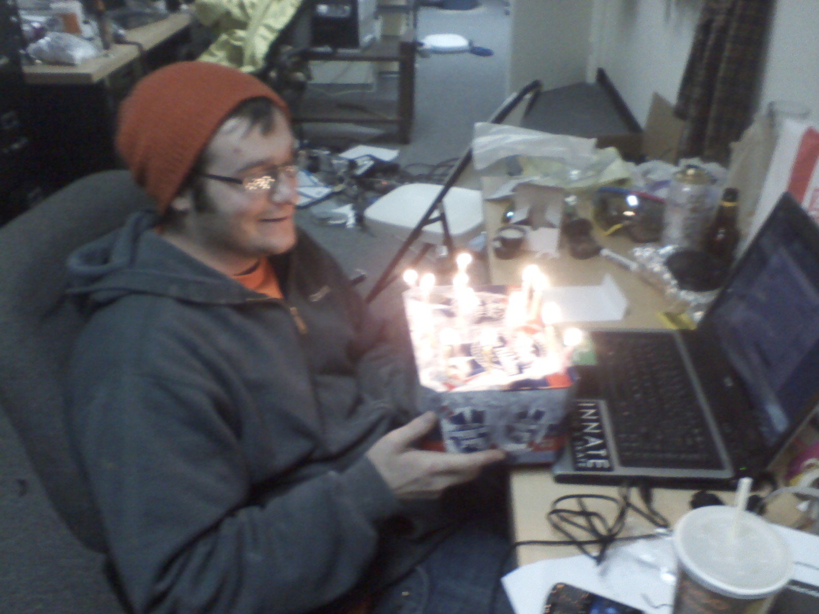 Caylor's Birthday