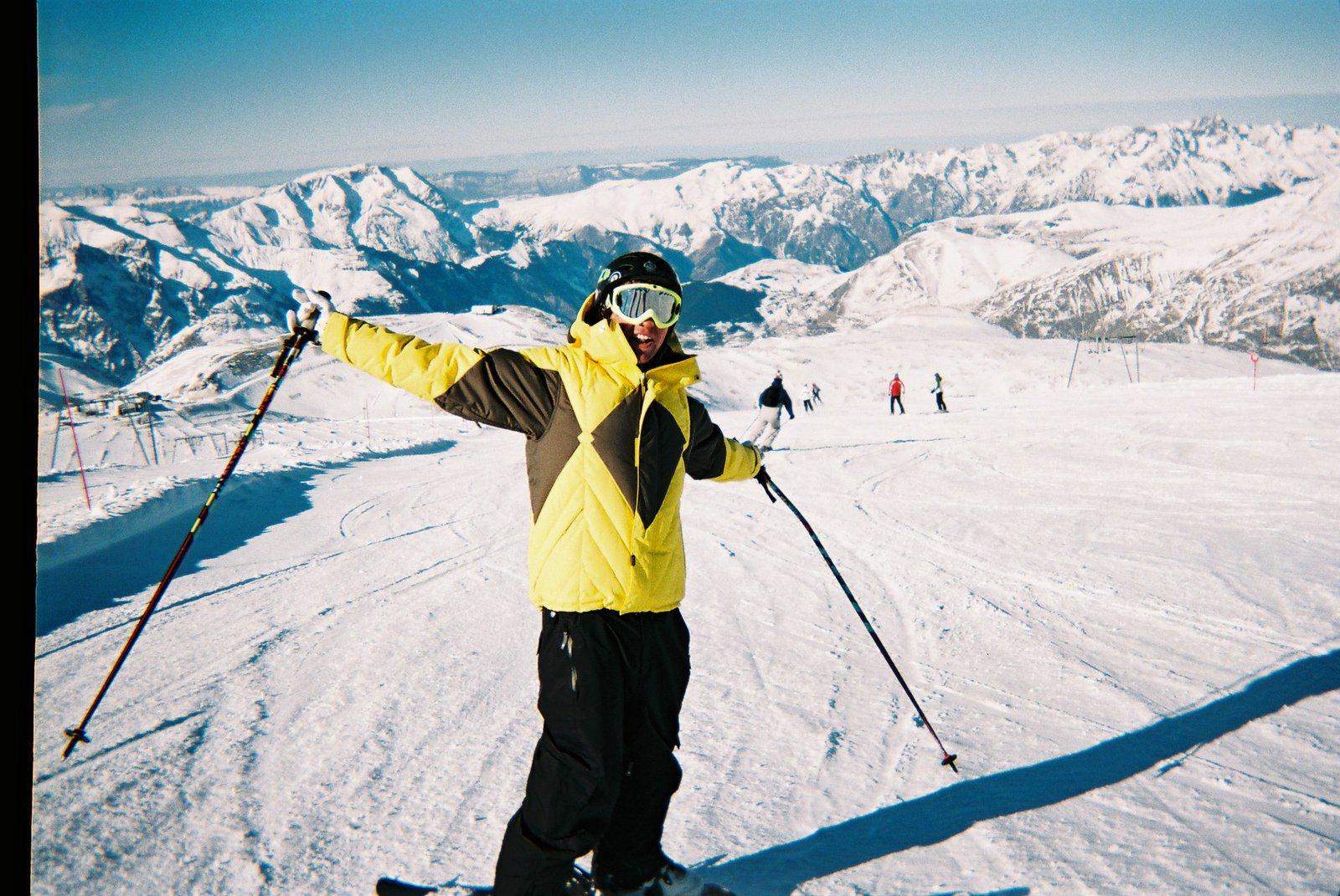 Les Deux Alpes Jan 2009