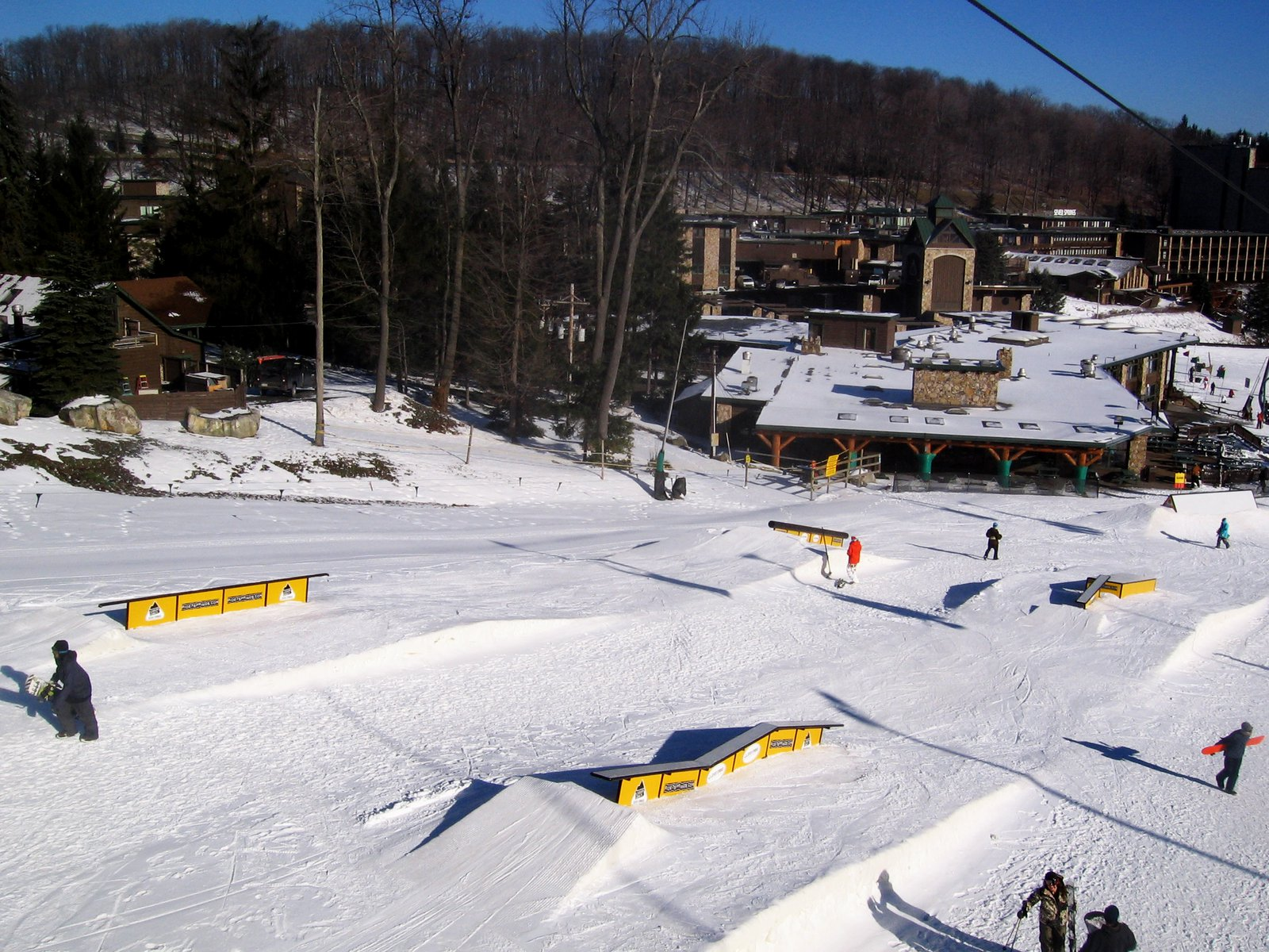 Early season at 7springs