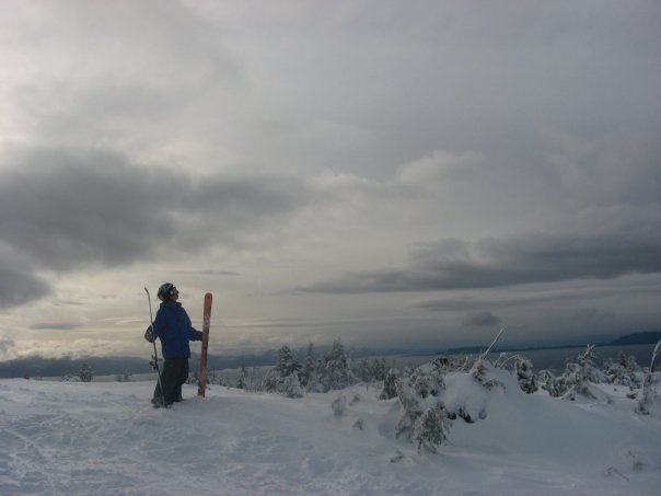 Top of hayes