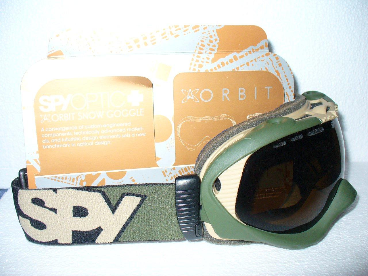 Spy Orbit