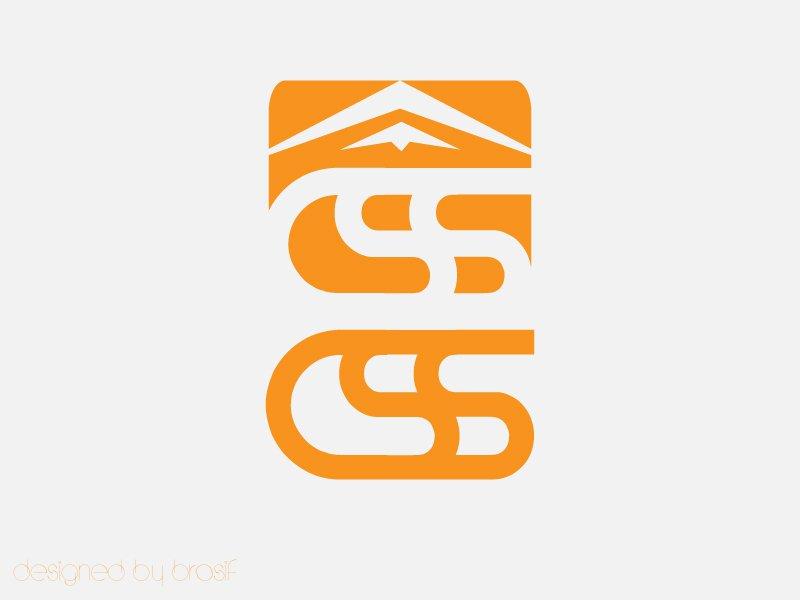 Colorado Ski shop logo - CSS
