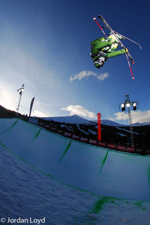 Dew Tour Pipe Prelim