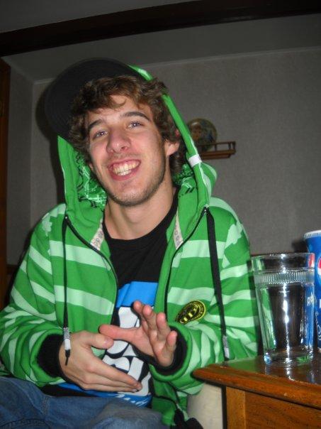 Me in green swords