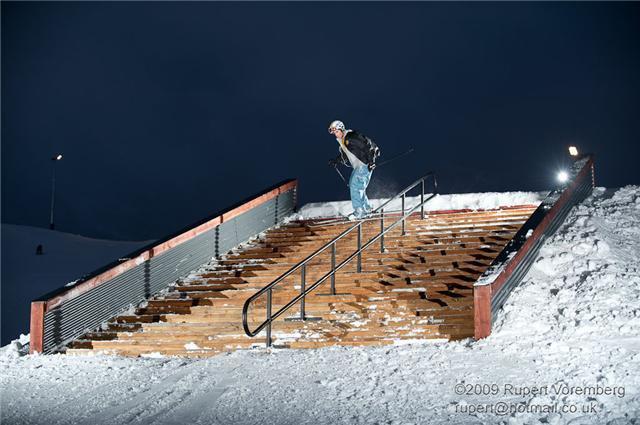 I slide rails